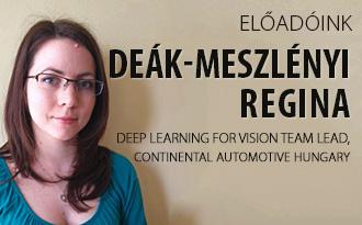 Deák-Meszlényi Regina