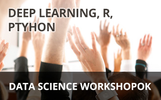 Data science workshopok